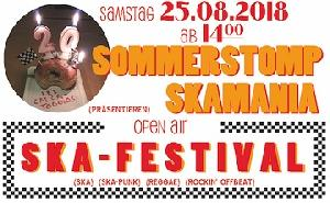 Sommerstomp Skamania Open Air