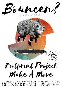 FOOTPRINT PROJECT und MAKE A MOVE