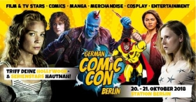 GERMAN COMIC CON 2018