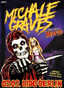 MICHALE GRAVES (EX-MISFITS) & BAND
