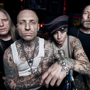 Backyard Babies + The Bones + Audrey Horn