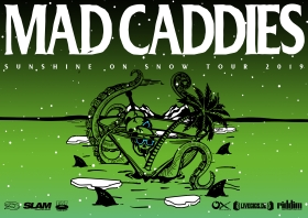 MAD CADDIES