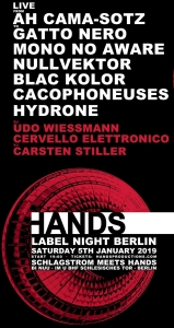HANDS LABEL NIGHT BERLIN