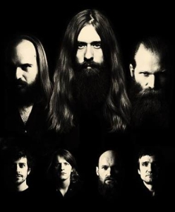 KADAVAR & THE COSMIC RIDERS OF THE BLACK SUN