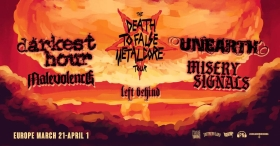The Death to False Metal Core Tour