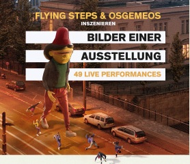 Flying Steps & Osgemeos