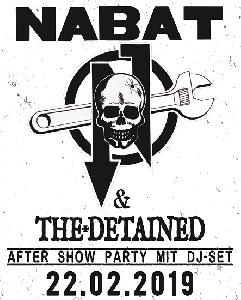 Nabat (IT) + The Detained (Bln)