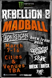 REBELLION TOUR 8
