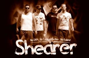 Shearer (Rock/D) + Sonic Cruiser (Alt.Rock/D) + DJ Zip