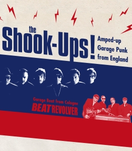 The Shook-ups + Beatrevolver