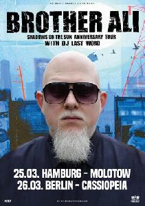Brother Ali + DJ Last Word
