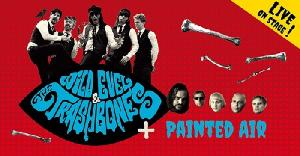 Wild Evel & The Trashbones + Painted Air