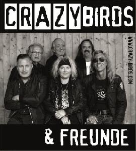 Crazy Birds feat. Electra