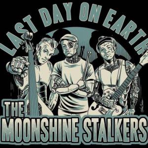 The Moonshine Stalkers (Psychobilly/UK) + Guest
