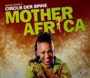 Circus Mother Africa - New Stories from Khayelitsha
