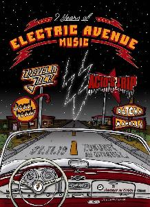 2 Years of Electric Avenue Music