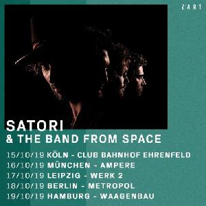 Satori & The Band From Space