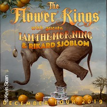 An evening with The Flower Kings + KAYAK