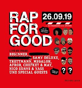 Rap for Good - Beginner, Samy Deluxe, Megaloh, Chefket