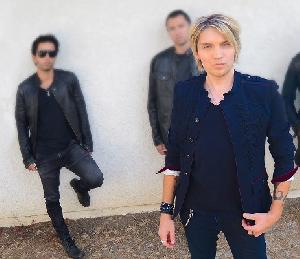 Alex Band of THE CALLING