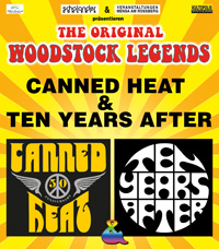 CANNED HEAT & TEN YEARS AFTER