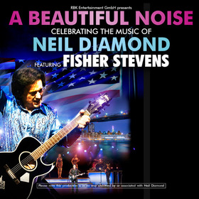 A BEAUTIFUL NOISE feat. FISHER STEVENS