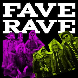 FAVE RAVE feat. LOS PEPES, SUCK, ETC.