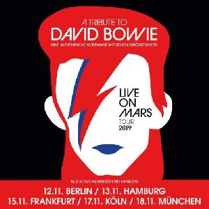 A Tribute To David Bowie - Featuring Alex Thomas