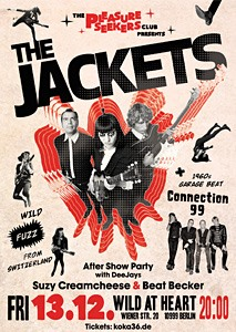 The Jackets (plus Connection 99)