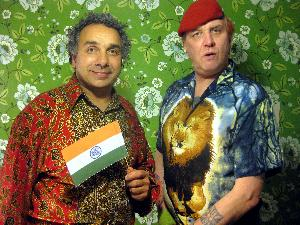 Larry und Barry Singh