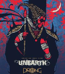 UNEARTH + PRONG