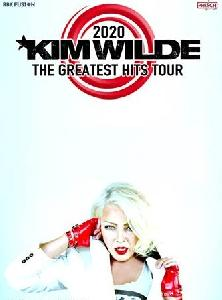 KIM WILDE - Greatest Hits Tour