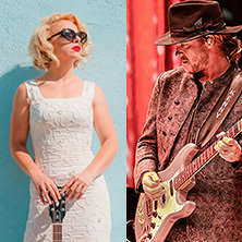 Kenny Wayn Shepherd + Samantha Fish