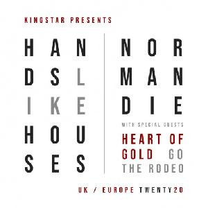 Hands Like Houses / Normandie