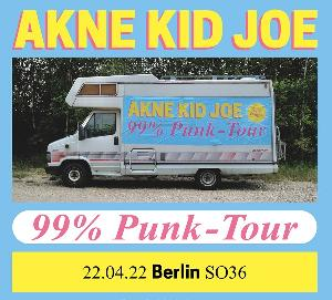 Akne Kid Joe live