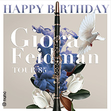 Happy Birthday, Giora Feidman!