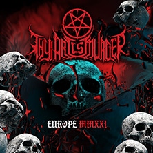 Thy Art Is Murder + MALEVOLENCE + KING 810 + ALPHA WOLF