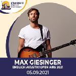Max Giesinger - Strandkorb Open Air