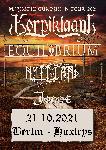 Korpiklaani + Equilibrium + Nytt Land + Jonne