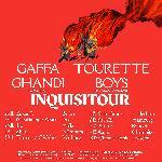 Gaffa Ghandi + Slowshine + Tourette Boys + Grímeny