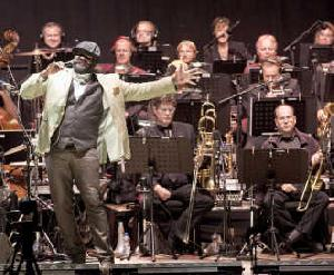 Gregory Porter and the Metropole Orchestra