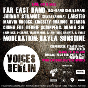Voices of Berlin 2015