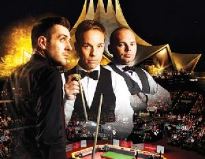 Snooker: German Masters 2017 Tagesticket Donnerstag