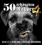 DIE 50 SCH�NSTEN RAPPER IV