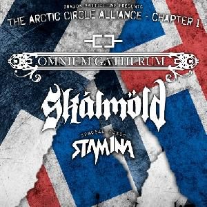 SKALMÖLD & OMNIUM GATHERUM - Double Headliner Tour 2017