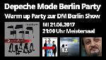 Depeche Mode Berlin Party 2017