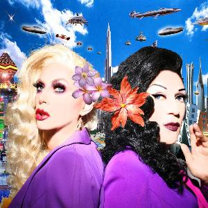 Joey Arias & Sherry Vine - LOOKING BACK AT THE FUTURE