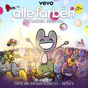 Alle Farben 6h Session - Open Air Berlin