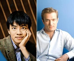 Renaud Capucon & Kit Armstrong - Mozart-Sonaten I