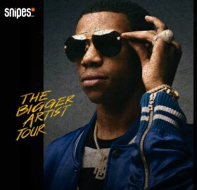 A Boogie Wit Da Hoodie: The Bigger Artist Tour